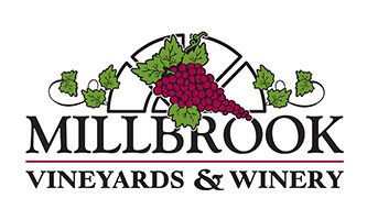 Millbrook Vineyards and Winery Logo